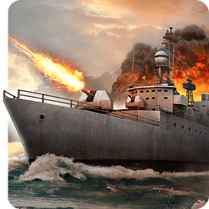 Enemy Waters: Submarine and Warship battles APK MOD