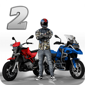 Moto Traffic Race 2 APK MOD