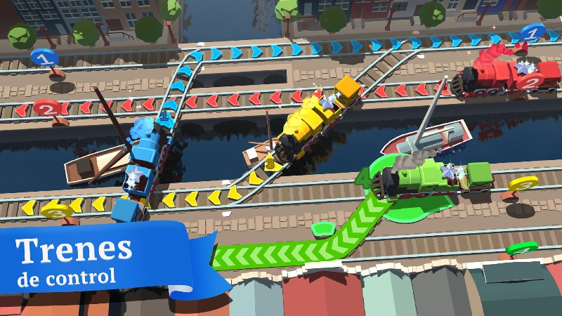 Train Conductor World APK MOD imagen 1