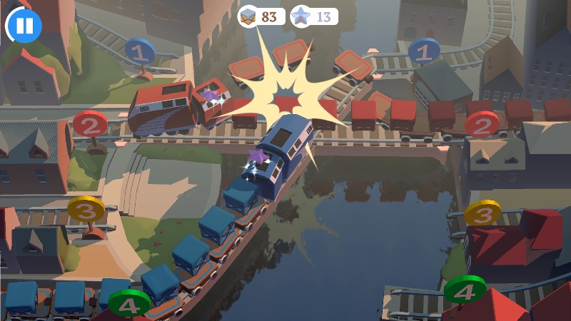 Train Conductor World APK MOD imagen 2