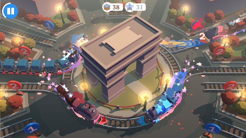 Train Conductor World APK MOD imagen 4