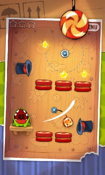 Cut the Rope FULL FREE APK MOD imagen 4