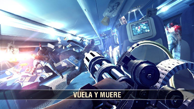 Dead Trigger 2 First Person Zombie Shooter Game APK MOD imagen 4