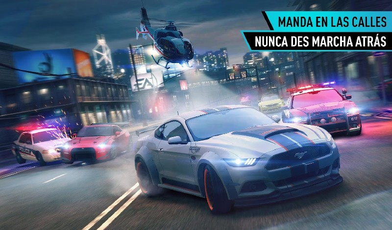 Need for Speed™ No Limits APK MOD imagen 1
