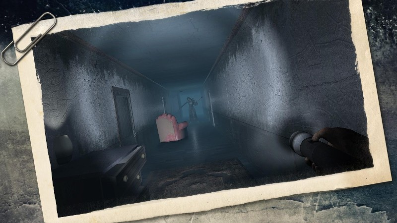 The Fear Creepy Scream House APK MOD imagen 5