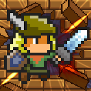 Buff Knight - RPG Runner APK MOD