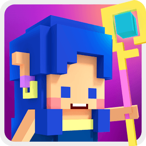 Cube Knight: Battle of Camelot APK MOD