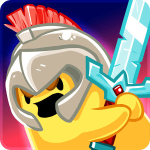 Hopeless Heroes: Tap Attack APK MOD