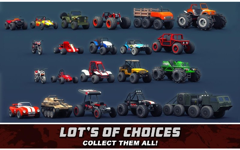 Mini Racing Adventures APK MOD imagen 3