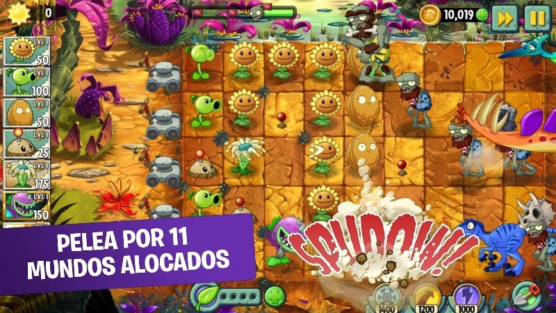 plants vs zombies heroes apk hack diamantes