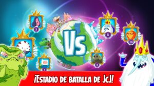 Champions and Challengers APK MOD imagen 4