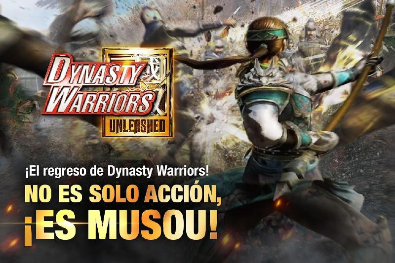 Dynasty Warriors: Unleashed APK MOD imagen 1