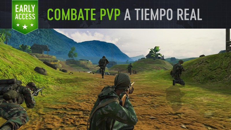 Forces of Freedom (Early Access) APK MOD imagen 2