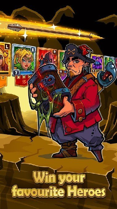 Heroes and Puzzles APK MOD imagen 4