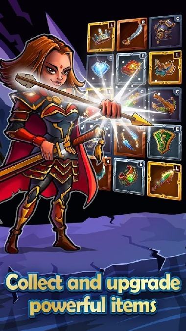Heroes and Puzzles APK MOD imagen 5