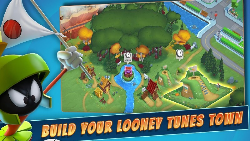 Looney Tunes World of Mayhem APK MOD imagen 2