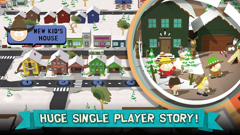 South Park Phone Destroyer APK MOD imagen 2