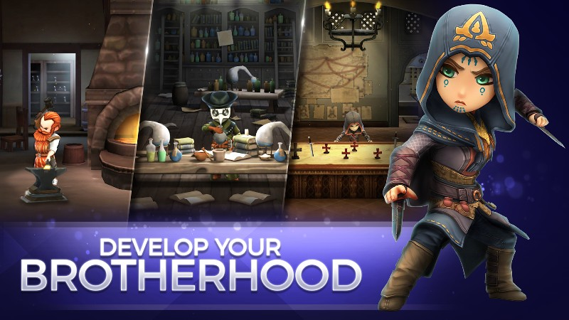Assassin's Creed Rebellion APK MOD imagen 2
