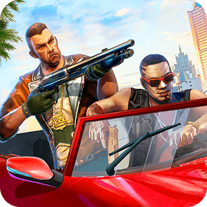 Auto Theft Gangsters APK MOD