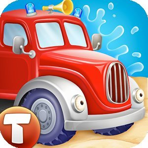 Firetrucks Rescue for Kids APK MOD