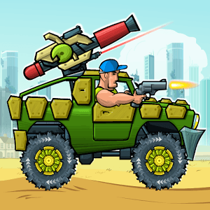 Mad Day - Truck Distance Game APK MOD