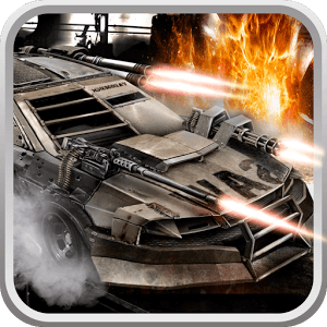 Mad Death Race: Max Road Rage APK MOD