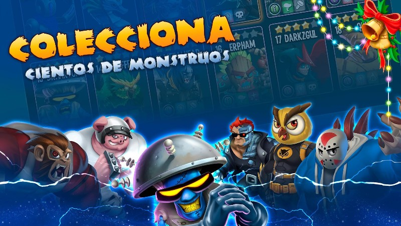 Monster Legends - RPG APK MOD imagen 3