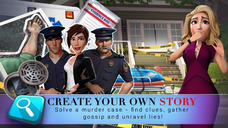 Desperate Housewives The Game APK MOD imagen 2