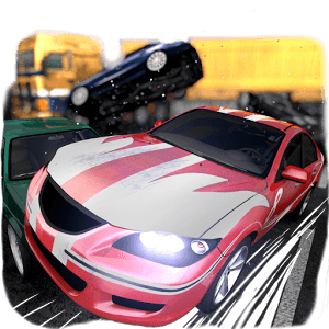 Highway Crash Derby APK MOD