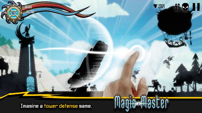 Magic Master Tower Defense APK MOD imagen 2