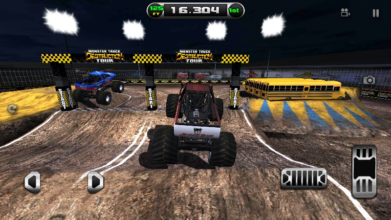 Monster Truck Destruction APK MOD imagen 2