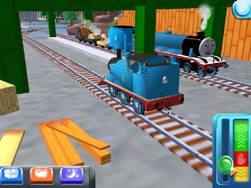 Thomas & Friends Magic Tracks APK MOD imagen 2