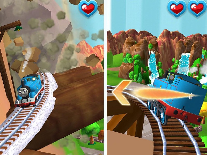 Thomas & Friends Magic Tracks APK MOD imagen 3