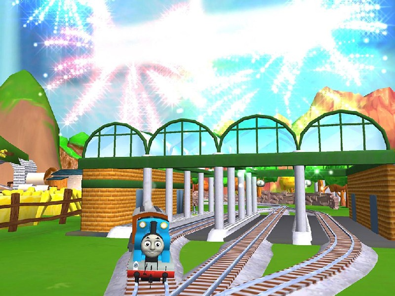 Thomas & Friends Magic Tracks APK MOD imagen 4