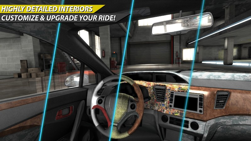 Car In Traffic 2018 APK MOD imagen 3