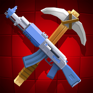 Craft Shooter Online: Guns of Pixel Shooting Games APK MOD