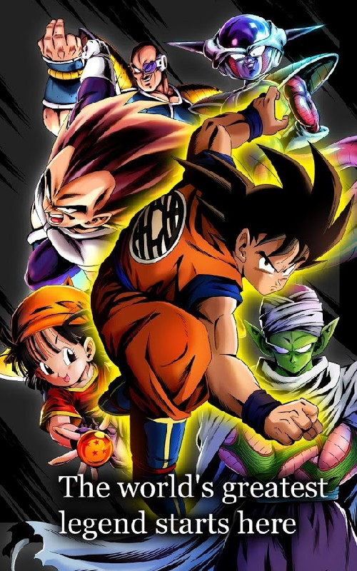 DRAGON BALL LEGENDS APK MOD imagen 5