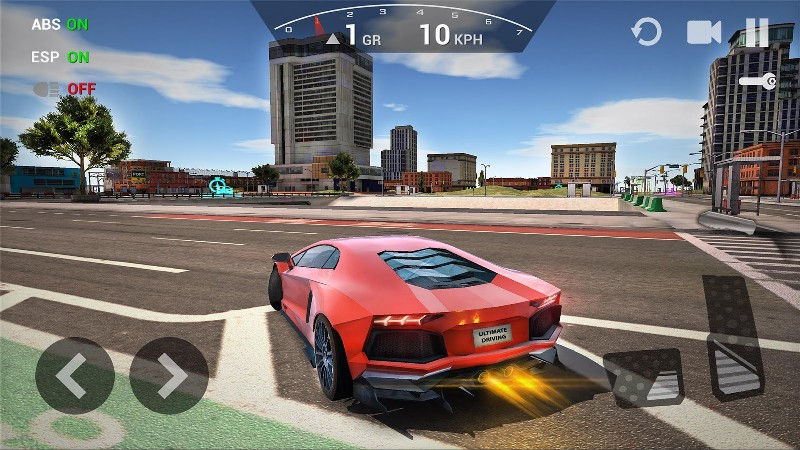 Ultimate Car Driving Simulator APK MOD imagen 1