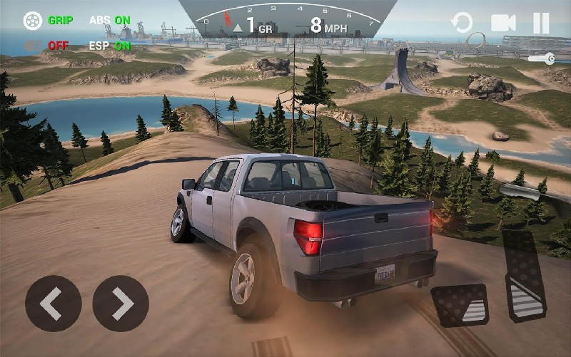 Ultimate Car Driving Simulator APK MOD imagen 3