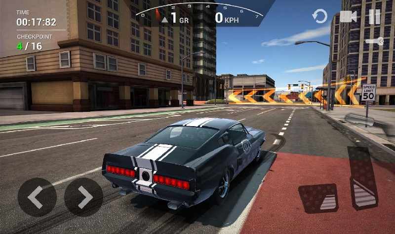 Ultimate Car Driving Simulator APK MOD imagen 4