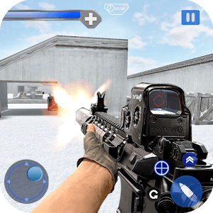 Counter Terrorist Sniper Shoot APK MOD