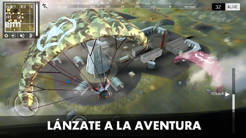 Last Battleground Survival APK MOD imagen 1