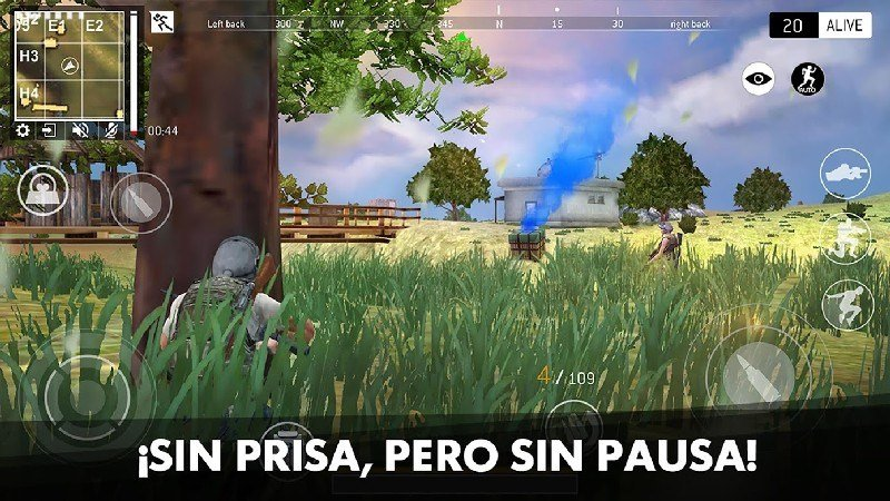 Last Battleground Survival APK MOD imagen 3