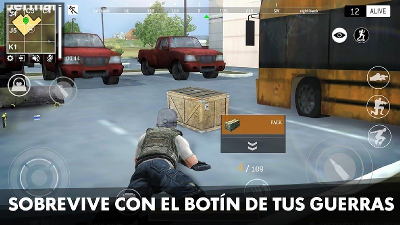 Last Battleground Survival APK MOD imagen 4