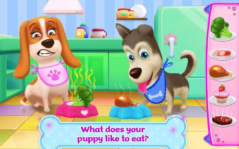 Puppy Life - Secret Pet Party APK MOD imagen 2