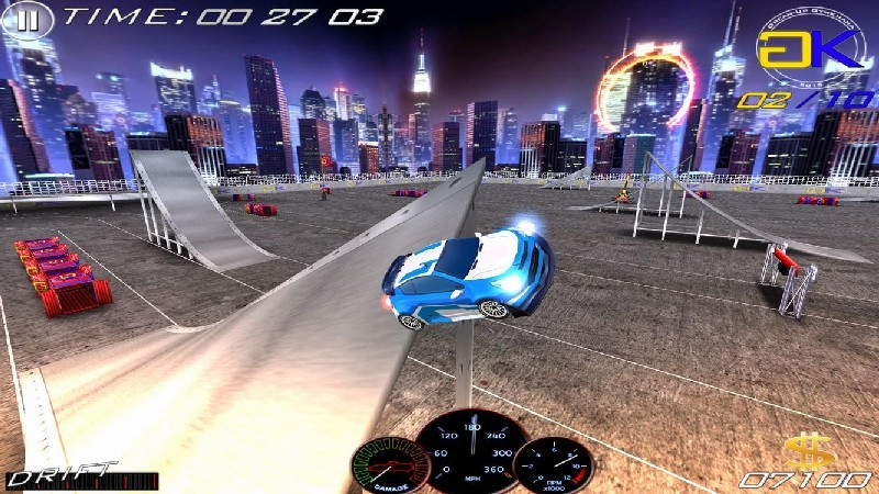 Speed Racing Ultimate 3 APK MOD imagen 1