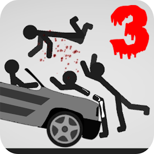 Stickman Destruction 3 Heroes APK MOD