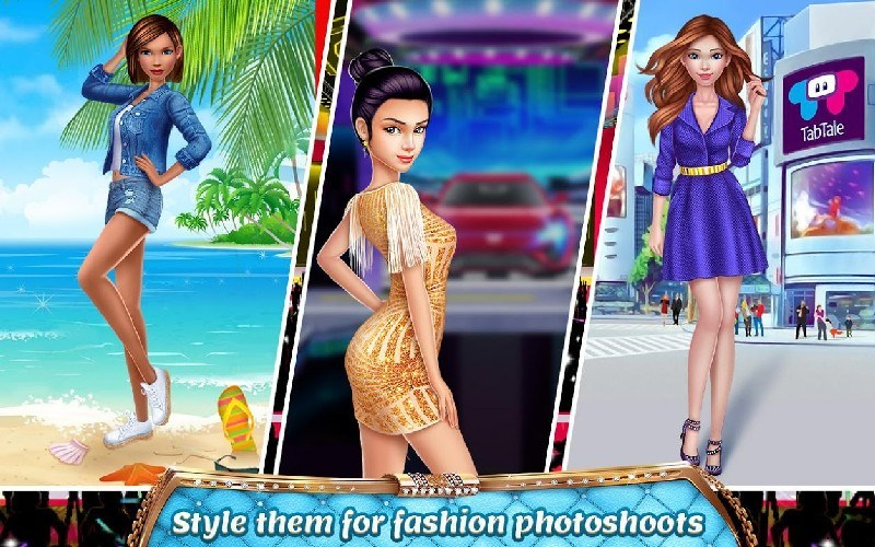 Stylist Girl - Make Me Gorgeous! APK MOD imagen 2