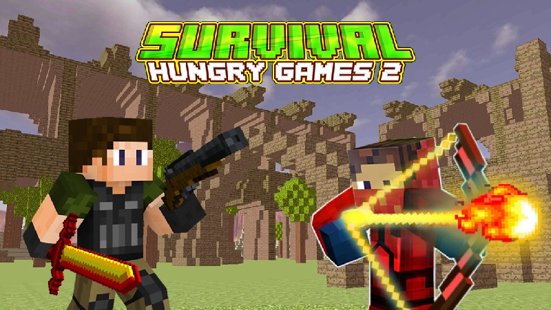 The Survival Hungry Games 2 APK MOD imagen 1