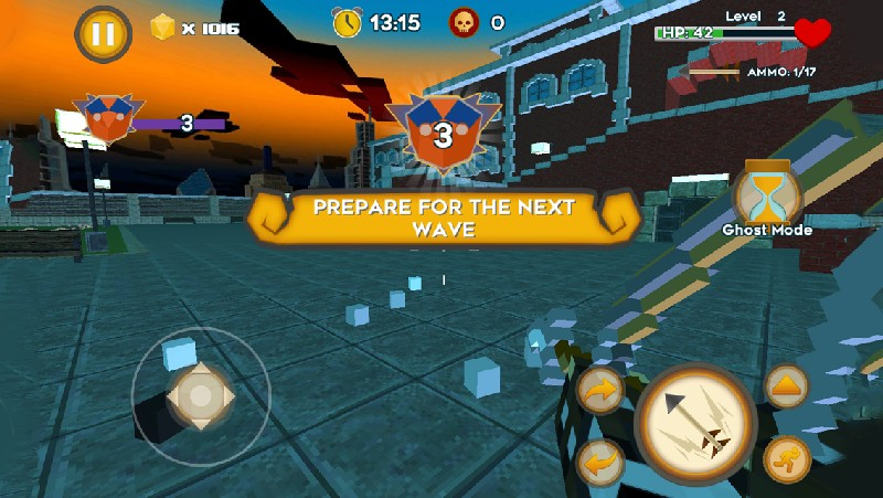 The Survival Hungry Games 2 APK MOD imagen 2